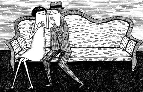 11 λόγοι να ερωτευτείς κάποιον που διαβάζει