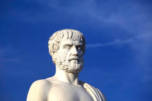 Ο Αριστοτέλης είναι η διασημότερη προσωπικότητα στον κόσμο