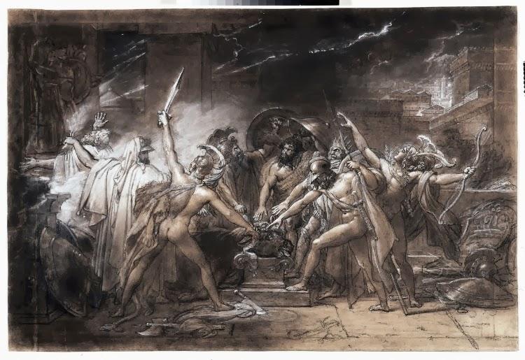 Ο πόλεμος των Επτά επί Θήβας