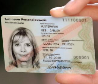 """Χάκερς """" έσπασαν"""" την κάρτα του πολίτη στη Γερμανία. Μακριά από τις νέες ταυτότητες"""