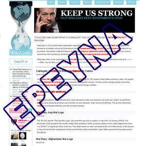 Αποκάλυψη: CIA και Μοσάντ πίσω από το Wikileaks!