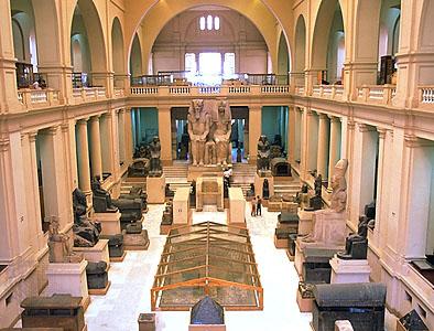 Ποιες είναι οι αρχαιότητες της Αιγύπτου που κινδυνεύουν!