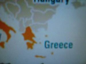 ΑΠΟΚΑΛΥΨΗ: Δείτε τη διχοτόμηση της Ελλάδας σε ευρωπαϊκό χάρτη!