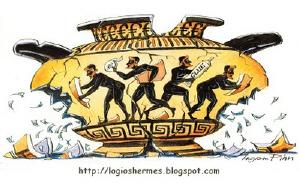 Χρεωμένοι Έλληνες... Το μεγαλύτερο ψέμα!