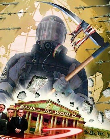 Η Νέα Τάξη επιδιώκει κοινωνική και πολιτική αποσταθεροποίηση κρατών προς εγκαθίδρυση της Παγκόσμιας Διακυβέρνησης!