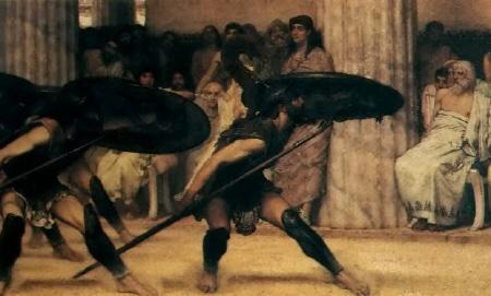Πυρρίχιος: Ο αρχαιότερος ελληνικός πολεμικός χορός