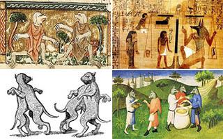 Οι κυνοκέφαλοι στην Αρχαία Ελλάδα