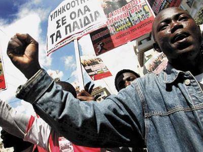 Εγκαταλείπουν την Ελλάδα οι μετανάστες
