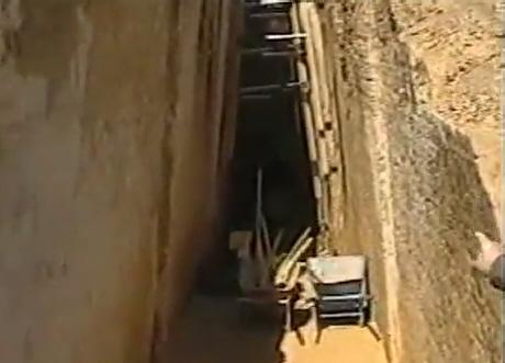 Η κατάχωση του τάφου της Αρχαίας Πελλάνας