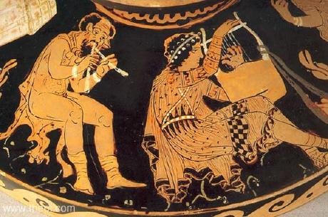 ΣΕΙΚΙΛΟΣ - ΕΥΤΕΡΠΗ: Η αρχαιότερη, ολοκληρωμένη μουσική σύνθεση