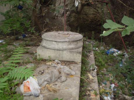 Δράση για την αποκατάσταση του ναού της Αφροδίτης