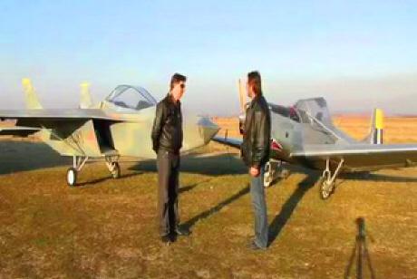 Αμερικανικές εταιρείες ενδιαφέρθηκαν για αεροσκάφος που έφτιαξε Έλληνας αστυνομικός στη Φλώρινα