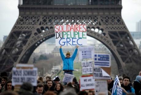 Να σώσουμε τον ελληνικό λαό από τους σωτήρες του - κείμενο Γάλλων στοχαστών