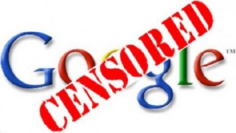 Η Google λογοκρίνει τα blogs!