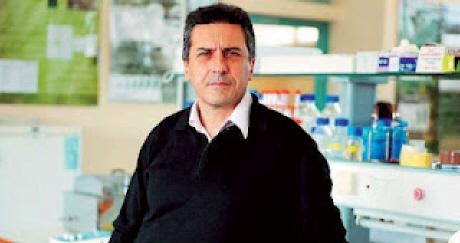 Δημήτρης Κουρέτας: Ο Έλληνας εφευρέτης του θαυματουργού κέικ αποκατάστασης!