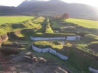 Ανακαλύφθηκαν τα τείχη της Βεργίνας