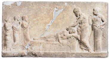Στο Ασκληπιείο Τρίκκης, η σύγκρουση του χριστιανικού δογματισμού και του Ελληνικού ορθολογισμού