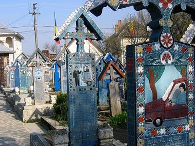 Sapanta The Happy Cemetery