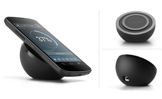 LG Nexus 4 wireless charger