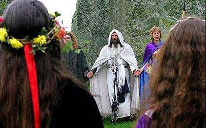 Θρησκεία ο δρυϊδισμός στη Βρετανία