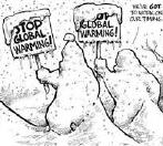Στον παγετό της 'υπερθέρμανσης'