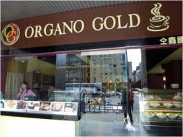 Rep Opens Organo Gold Coffee Shop In USA