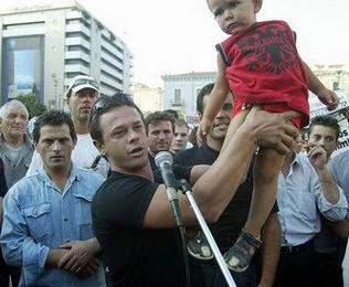 Το Βέλγιο αρνείται να αποκτήσει Αλβανική μειονότητα