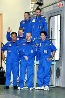 Η 18μηνη αποστολή Mars500 άρχισε
