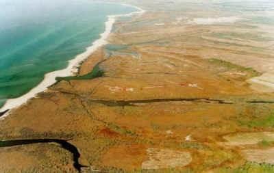 Αεροφωτογραφία θρακικού εδάφους