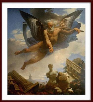 """Η Γιαχβική Βίβλος και ο """"νόμος"""" ενός θυμωμένου θεού!"""