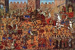Χιλιάδες χριστιανοί στο στρατό τού Μωάμεθ