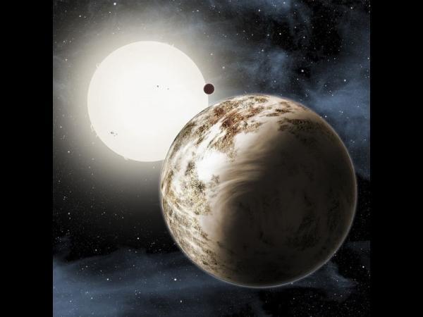 Οι αστρονόμοι βρίσκουν ένα νέο τύπο πλανήτη : την Μέγα-Γη