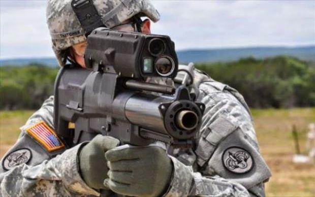 Πρόγραμμα EXACTO: Οι κατευθυνόμενες σφαίρες της DARPA