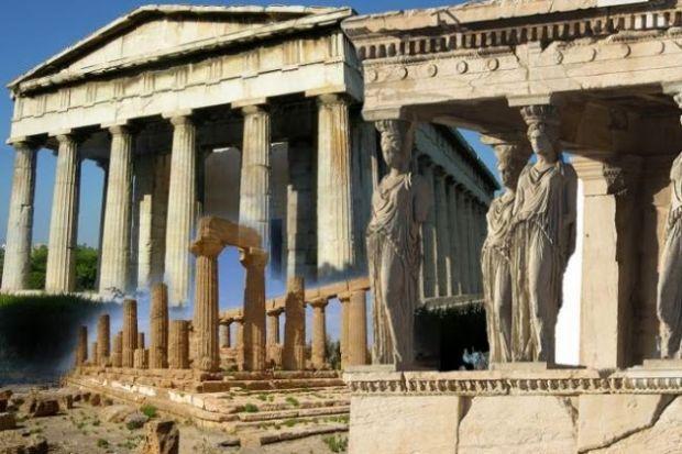 Οι ωραιότεροι αρχαίοι ελληνικοί ναοί