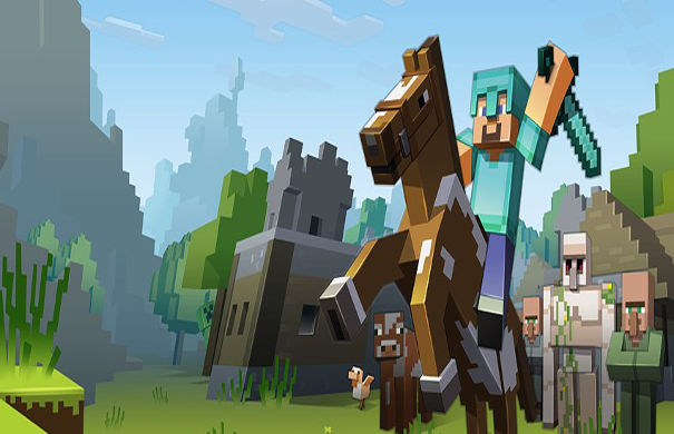 Minecraft και Αρχαία Ελλάδα
