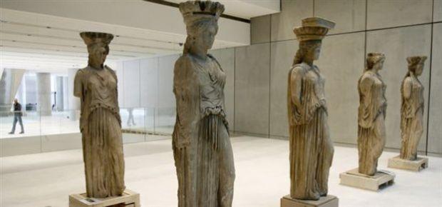 Ο συμβολισμός και η σημασία των Καρυατίδων στην αρχαία Ελλάδα