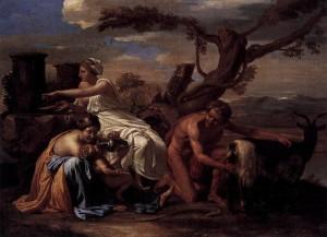 Η Μέλισσα στην Ελληνική Μυθολογία