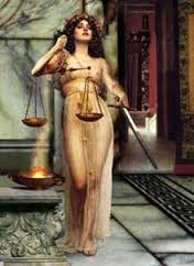 Περί δικαίου και δικαιοσύνης…