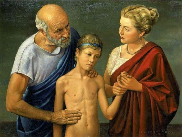 υγεία στην αρχαία Ελλάδα