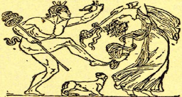 Σαμαινισμός και αρχαία Ελλάδα