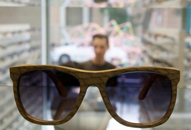 Ξύλινα γυαλιά