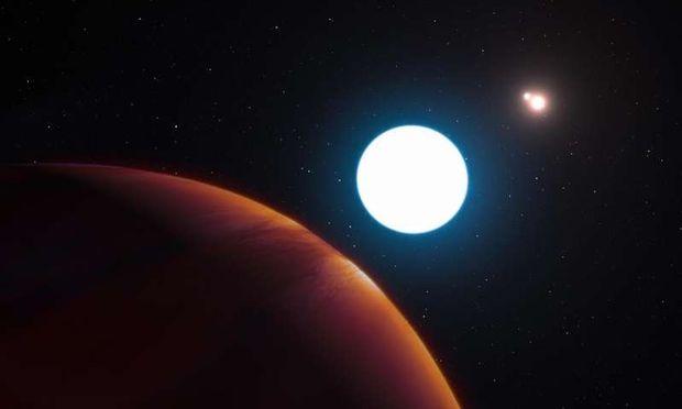 Ανακαλύφθηκε γιγάντιος εξωπλανήτης -Το έτος του διαρκεί 550 χρόνια
