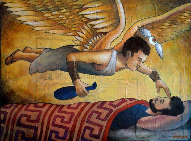 Hypnos-God-of-Sleep