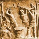 Aυτόματοι Μηχανισμοί Ηφαίστου και Δαίδαλου