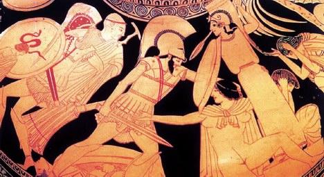 Η Ιλιάδα δεν είναι φιλοπόλεμο έργο, είναι ένα ανατρεπτικό ποίημα