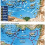 H Τουρκία είναι έτοιμη να δημιουργήσει μια Αποκλειστική Οικονομική Ζώνη (ΑΟΖ) στη Μεσόγειο, όπως έκανε και στη Μαύρη Θάλασσα