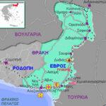 Πώς συνδέεται ο βόρειος Έβρος με την υπόλοιπη Ελλάδα;