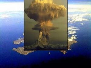 Η έκρηξη του ηφαιστείου στη Θήρα και ο δίσκος της Νέμπρα