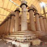 Απαξίωση του Ναού του Επικούρειου Απόλλωνα στην Ηλεία (του δεύτερου Παρθενώνα)