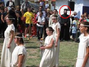 ΑΙΣΧΟΣ: Έγινε η αφή της Φλόγας των Special Olympics σε Μοναστήρι!